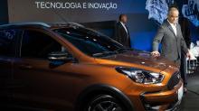 Faltam ajustes no programa do setor automotivo, diz executivo da Ford