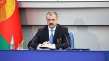 Olympics: IOC does not recognise Lukashenko son's Belarus Olympic vote