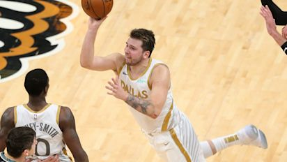 Doncic shares one key trait with Curry