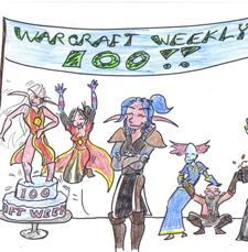 EU Warcraft Weekly posts 100th issue