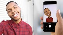 ¡Sonríe! Pronto podrías usar tu AR Emoji de Samsung para chatear por video