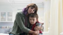 'Timmy Failure' star Ophelia Lovibond on how her mum inspired her performance (exclusive)