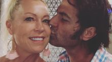 Lisa Curry's new husband shares loved up honeymoon pic