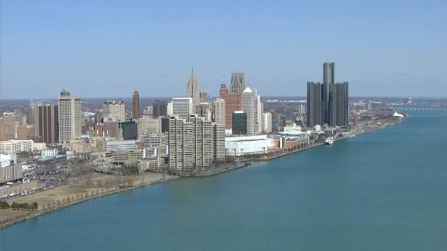 New contract terms imposed on Detroit Police & Fire include wage and benefit cuts
