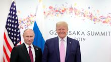 Trump 'Would Love To' Take Up Putin's Invite To Russian Military Parade