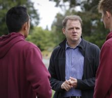 Students look to love at New Zealand school hit by tragedy