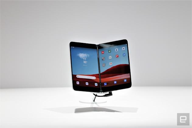 Microsoft's Surface Duo may launch with AT&T