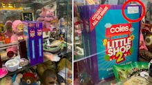 Coles Little Shop 2 full set found in a VINTAGE shop for $37