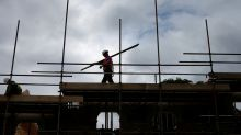 U.K. inflation spikes and home builders are climbing