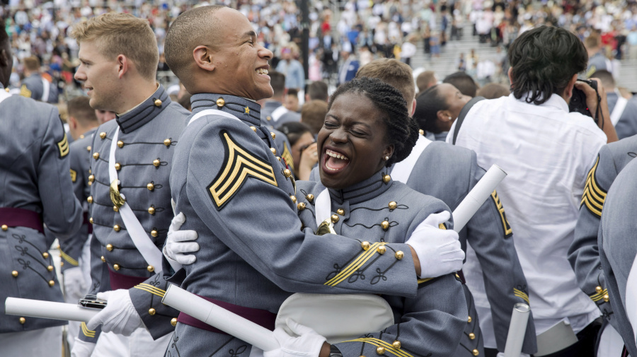 Pence: West Point grads should expect combat