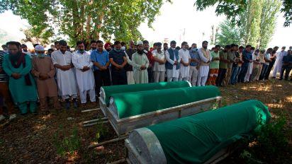 Kashmir: Wife Of BJP Leader Shot Dead In Kashmir Can't Fathom Security Lapses