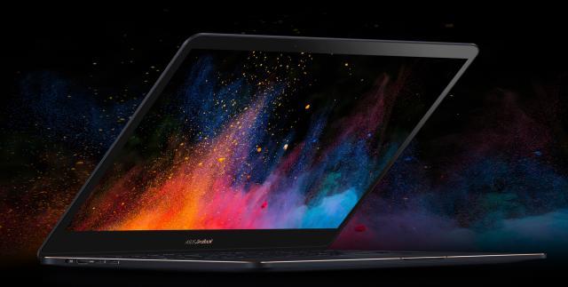ASUS ZenBook Pro 15 packs Intel i9 power and 4K display