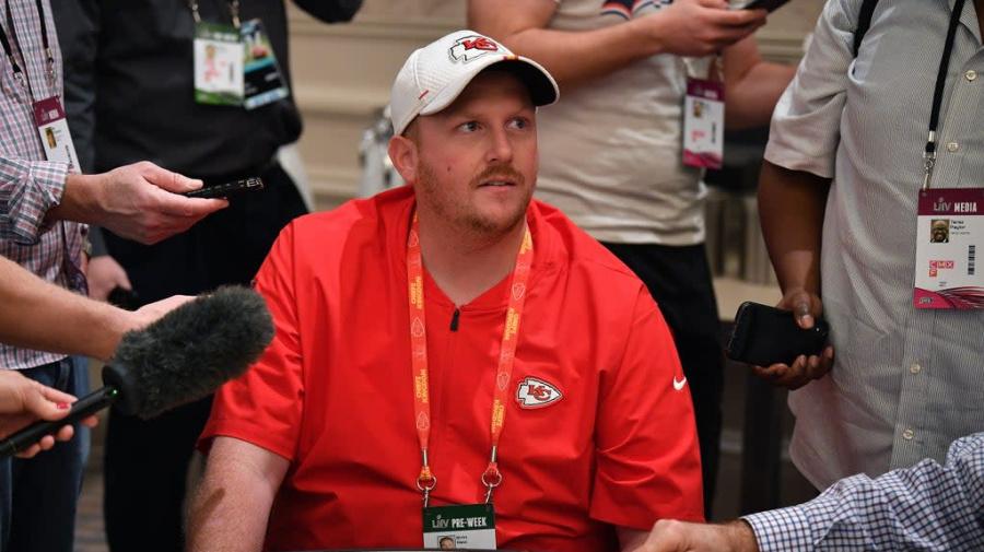 Britt Reid: ex entrenador asistente de Kansas City Chiefs acusado por accidente que dejó a una niña de 5 años con lesión cerebral