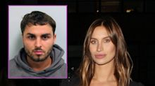 Ferne McCann took two-week-old Sunday to visit acid attack dad Arthur Collins in prison with defiant message