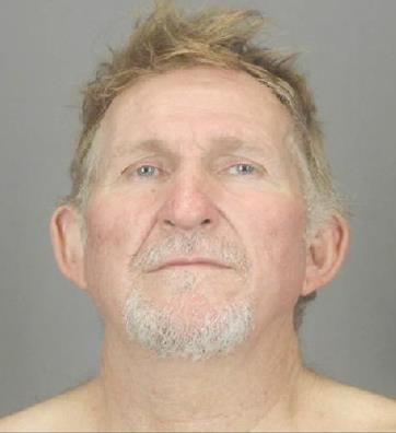 Blane Barksdale, 56, is pictured in Tucson, Arizona, U.S. in this handout photo