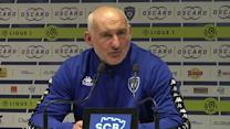 Foot - L1 - Bastia : Ciccolini «On a perdu le fil du match»