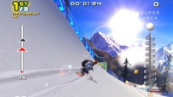 EA done with Boogie franchise for now, SSX revived if market is 'ready'