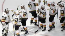 Hockey - NHL - NHL: Vancouver s'incline face à Las Vegas