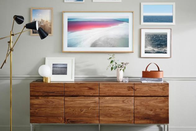 Samsung's 'The Frame' TV doubles as an art piece