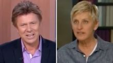 Today show's Richard Wilkins on 'weird, cold' Ellen DeGeneres interview