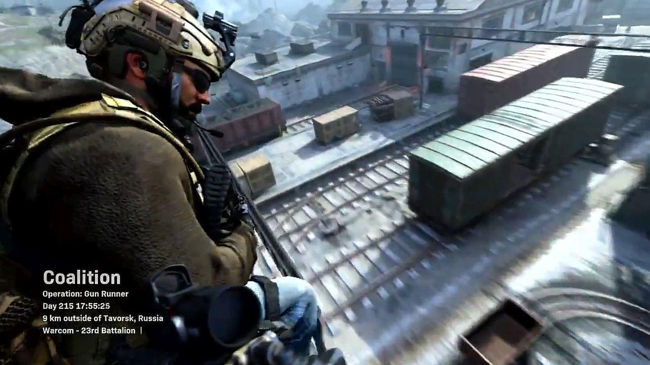 Call of Duty: Modern Warfare Multiplayer Trailer Revealed New Details