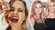 Reese Witherspoon's daughter is her twin in sweet post