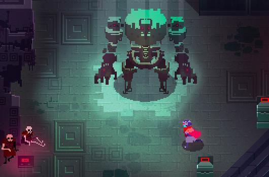 Hyper Light Drifter adds PS4 and PS Vita to its launch platforms