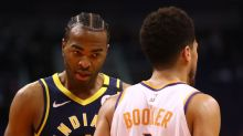 NBA campus intel: Warren, Booker show respect ahead of Pacers-Suns clash