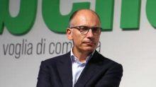 """Sindaco Roma, Letta: """"Gualtieri ottimo candidato, Zingaretti impegnato"""""""