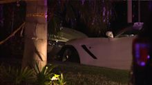 C7 Corvette Carjacked And Crashed In San Diego