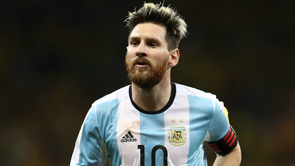 Maradona vows to confront Infantino over 'teddy-bear' Messi's ban
