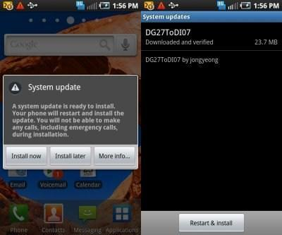 Samsung's DI07 update for Epic 4G adds Media Hub, but does it fix other issues?