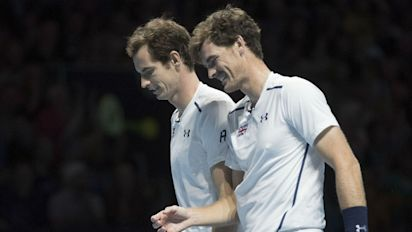Andy and Jamie will play Wimbledon doubles - Judy Murray
