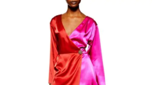 Red and pink? Think chic, not faux pas!