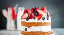Britain's best-loved cake revealed