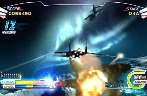 ESRB: After Burner Climax is a go for US and Europe