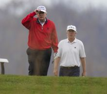 "GOP starting to tell Trump it's over: ""Stop golfing and concede"""