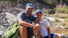 Boy, 12, finds dinosaur skeleton of 'great significance' while out hiking