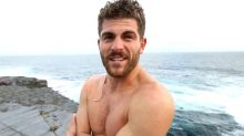 Cliff diver describes the impact of a 90-foot-plunge off Ireland's coast