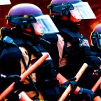 What happens when the police lose all legitimacy