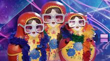 Bop till you drop: Eliminated 'Masked Singer' Russian Dolls are '90s pop idols