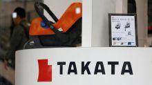 Judge approves Takata's U.S. bankruptcy plan