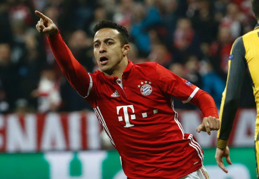 Medien: Bayern forderte 90 Millionen Euro für Thiago