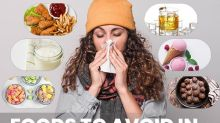 Curd, Alcohol, Candies And Other Foods To Avoid When You Have Common Cold