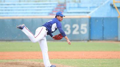 宋文華本季初登板 29球有2次三振