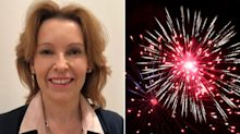 MP calls for Brexit night fireworks which 'can be seen from France'