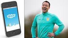 How John Terry used Skype to give coaching session to League Two club