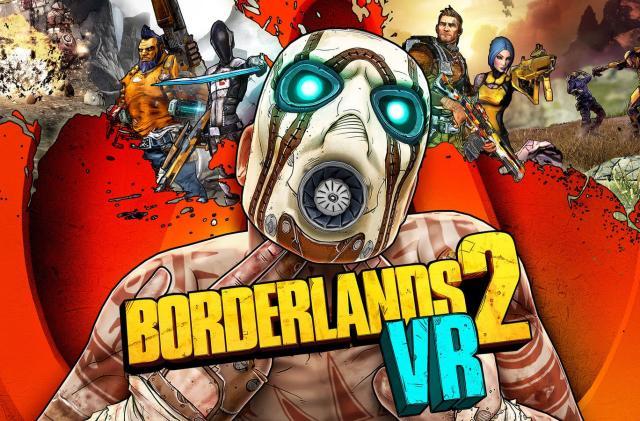 'Borderlands 2' comes to PlayStation VR on December 14th