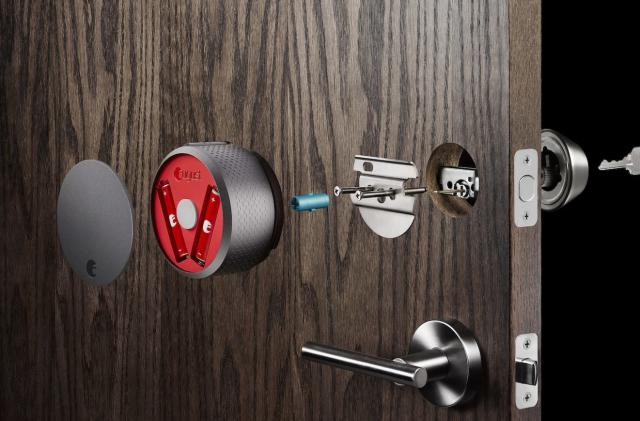 Smart lock company August Home purchased by actual lock company Yale