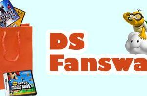 DS Fanswag: And the Trioncube & Quickspot winners are ... [update 1]